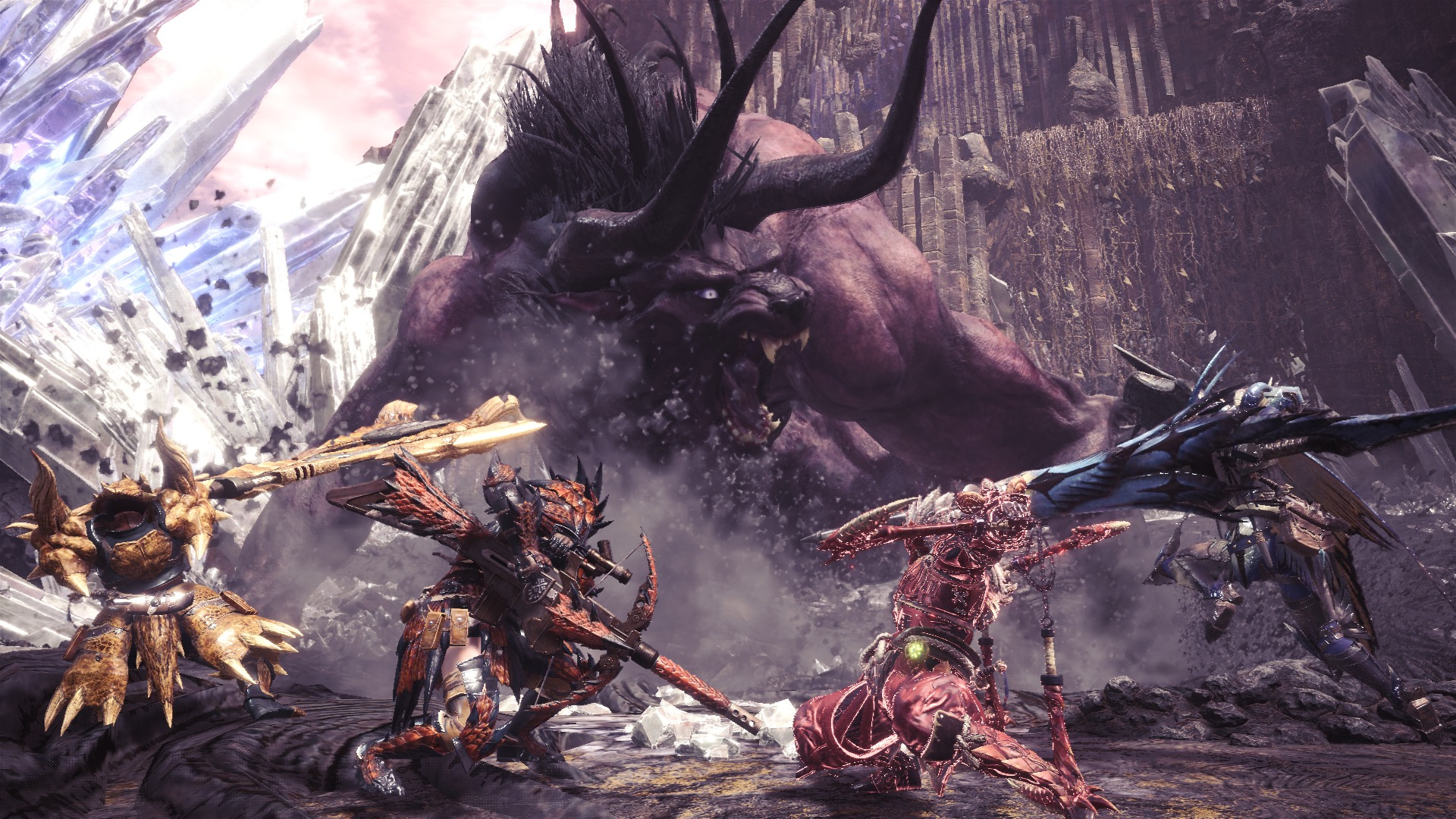 Monster Hunter: World Behemoth Fight - How to Beat Behemoth