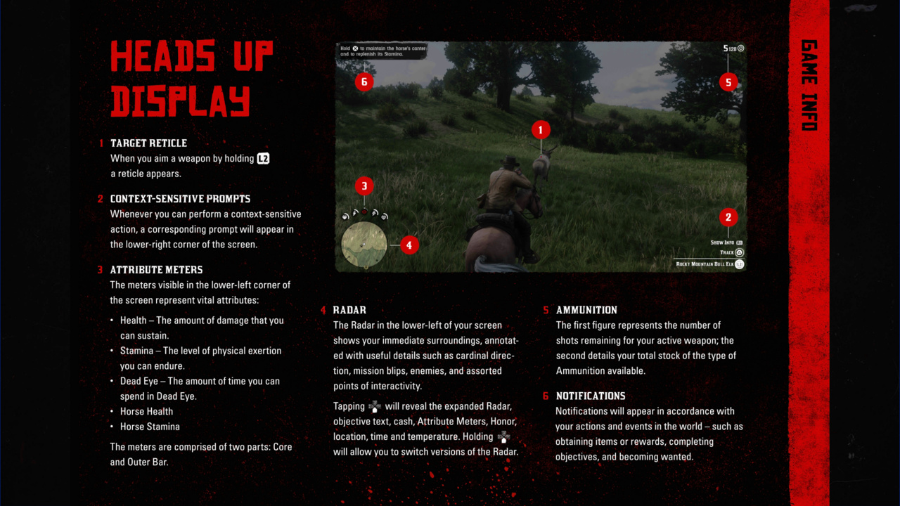 Red Dead Redemption 2 Companion App How To Use It And What It Does