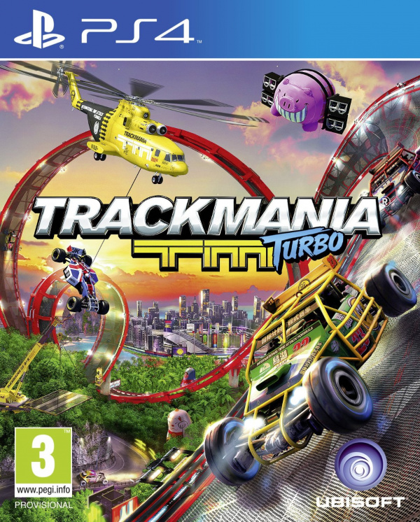 Trackmania Turbo Review Ps4 Push Square