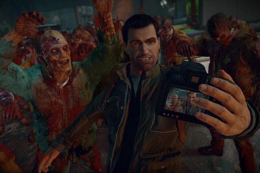 Dead Rising PS4 PlayStation 4 1
