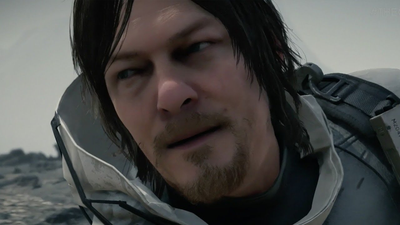 Kojima Plays Death Stranding on PS4 Every Day - Push Square