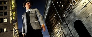 The Launch Trailer Means Shit Just Got Real: L.A. Noire Is Out Next Week.
