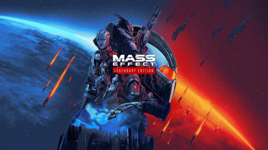 Mass Effect Legendary Edition PS4 PS5