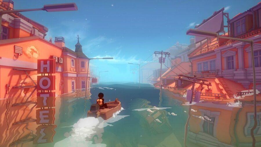 Sea of Solitude Reviews PS4 PlayStation 4 1