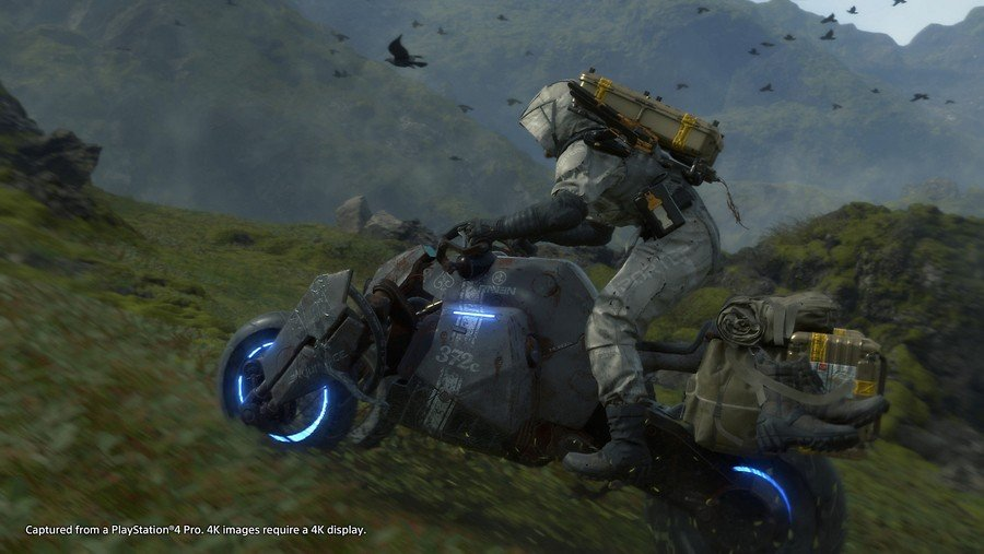 How Long Is Death Stranding? PS4 Guide