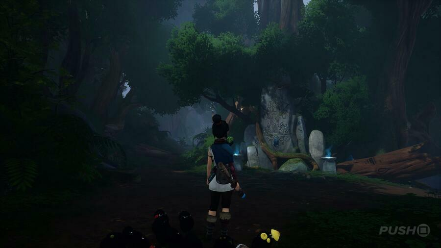 Kena: Bridge of Spirits All Forgotten Forest Collectibles Guide PS5 PS4 1