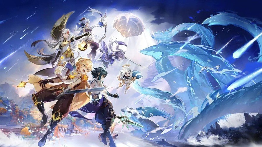 Genshin Impact PS5