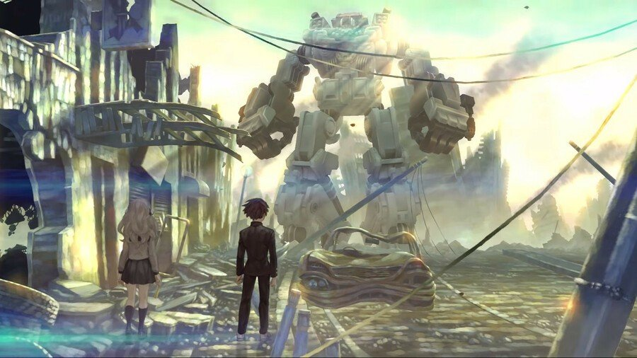 13 Sentinels Prologue