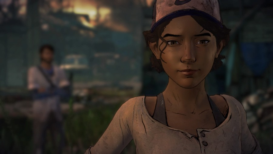 The Walking Dead: The Final Season PS4 PlayStation 4 1
