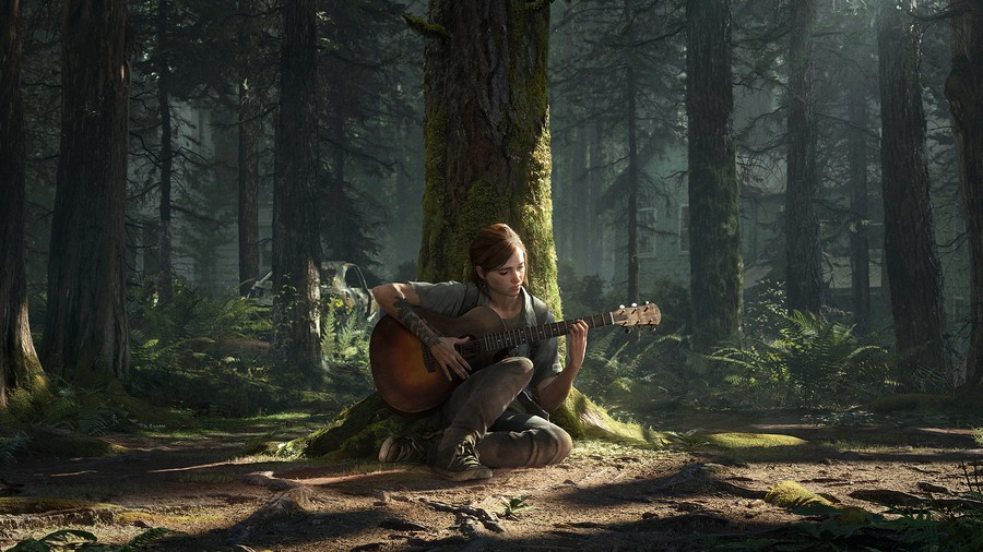 The Last of Us Part 2 PS4 PlayStation 4 Game of the Year 1