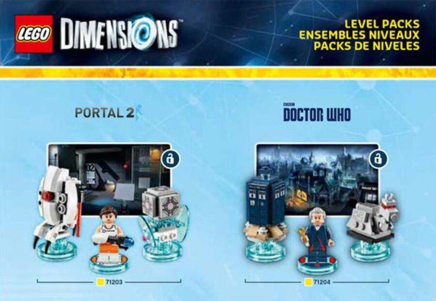 LEGO Dimensions Toys PS4 PlayStation 4 1