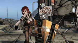 Take-Two Reckon Borderlands Has The Potential To Become A Huge Franchise.