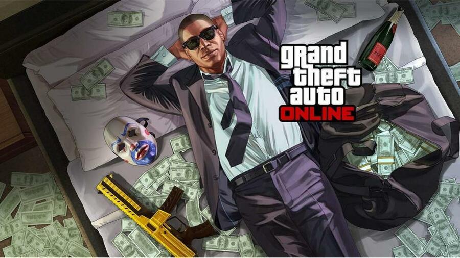 GTA Online PS4 PS Plus PlayStation Plus