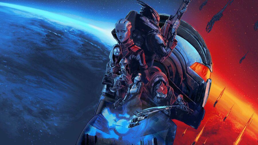 Mass Effect: Legendary Edition PS5 PS4
