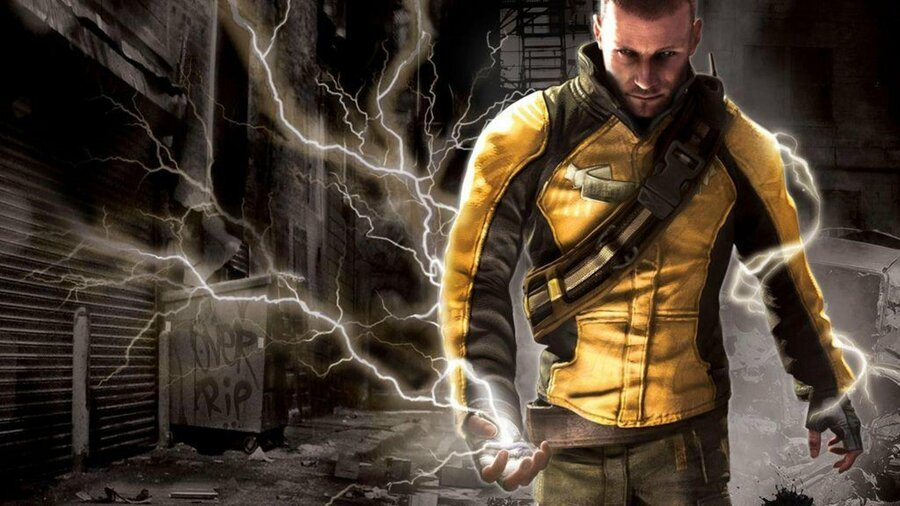 inFAMOUS PlayStation PS4 1