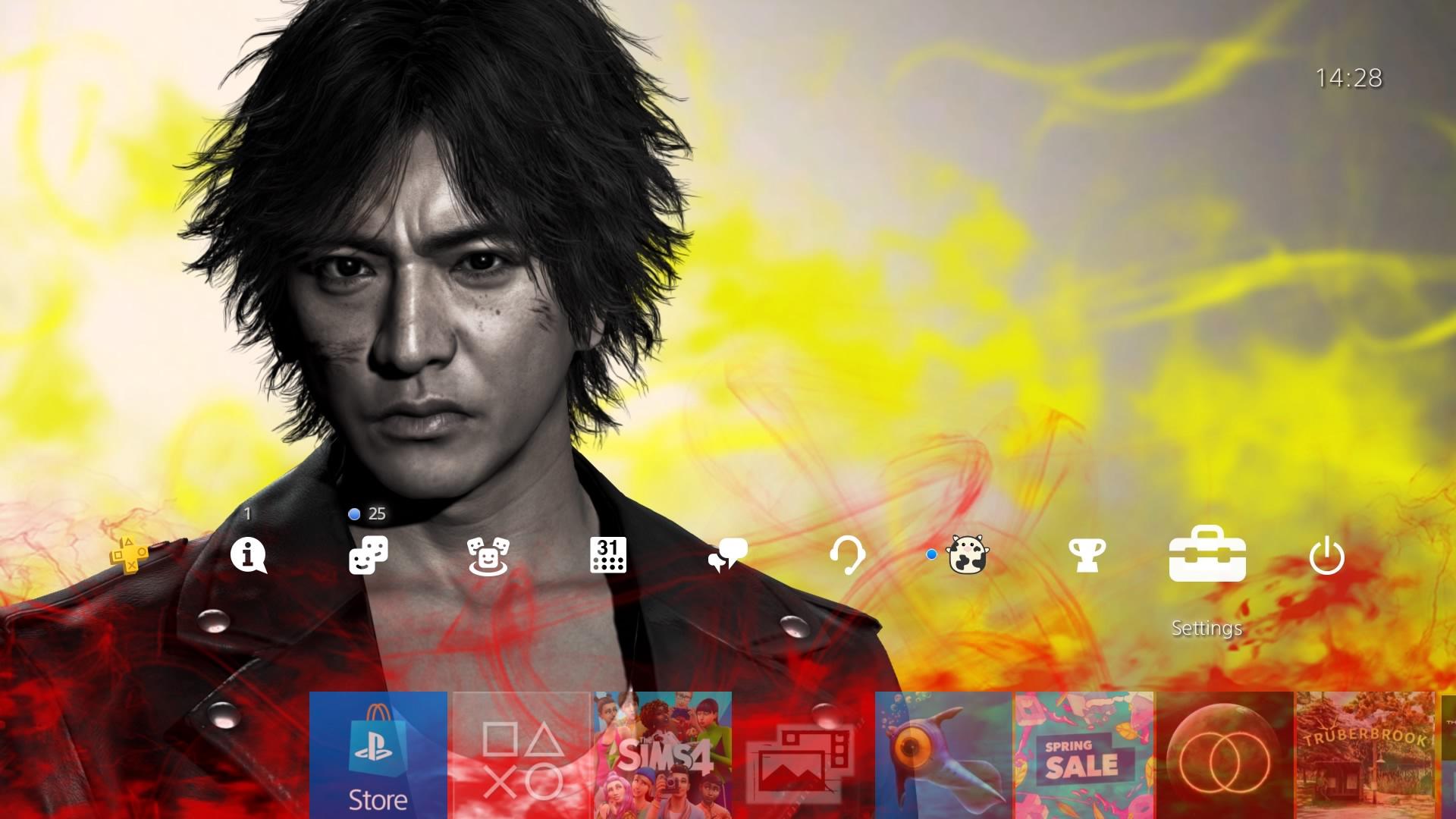 judgement dynamic theme.original - PlayStation 4 - Guida: i migliori temi gratuiti da scaricare