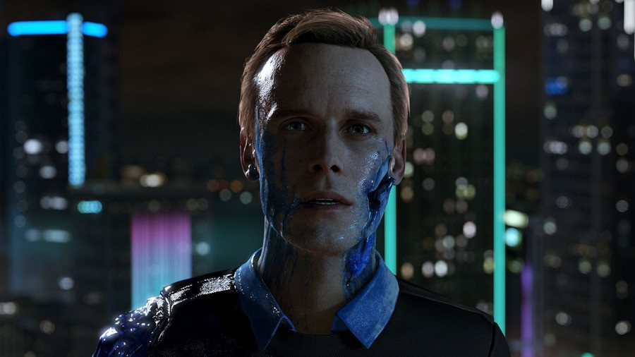 Detroit: Become Human PS4 PlayStation 4 1