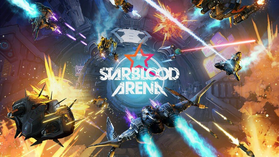 StarBlood Arena PS4 PlayStation 4 PSVR