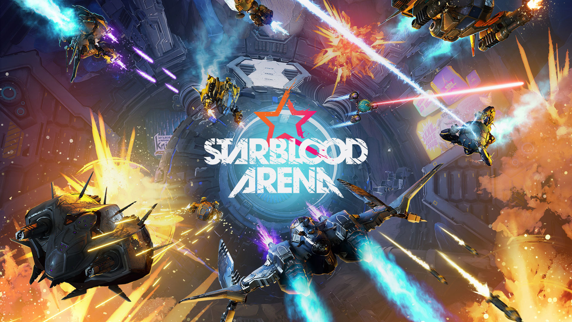 StarBlood Arena No Longer Playable Past July 2019 - Push Square