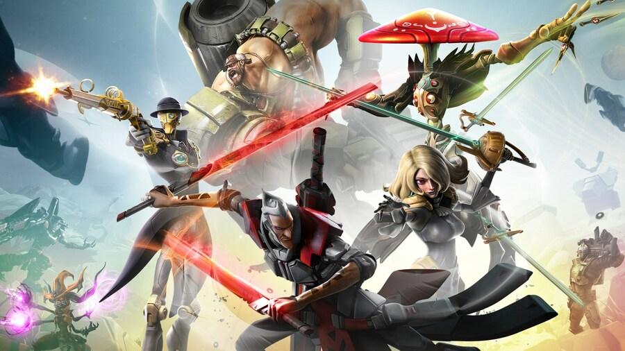 Battleborn PS4 PlayStation 4