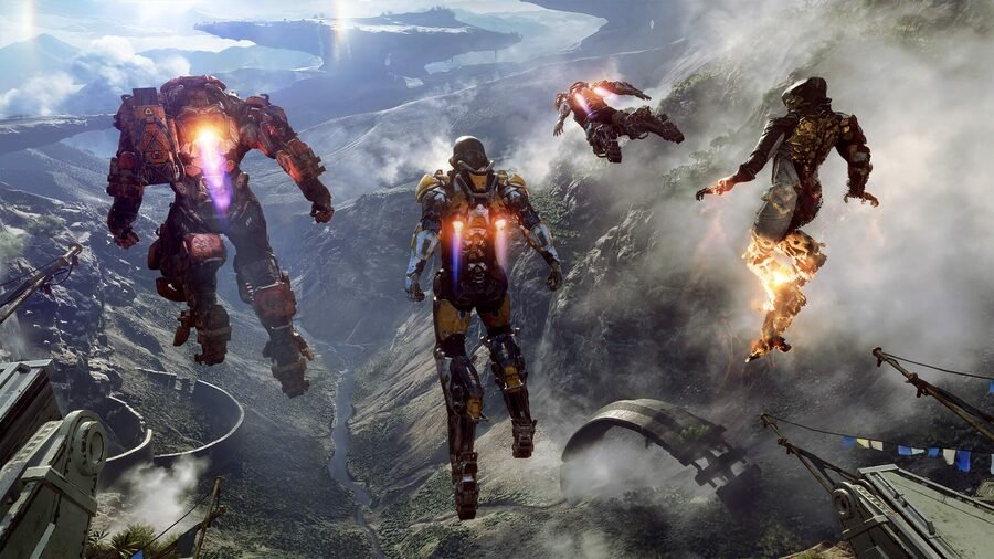 ANTHEM When Do You Unlock the Other Javelins? PS4 Guides 1