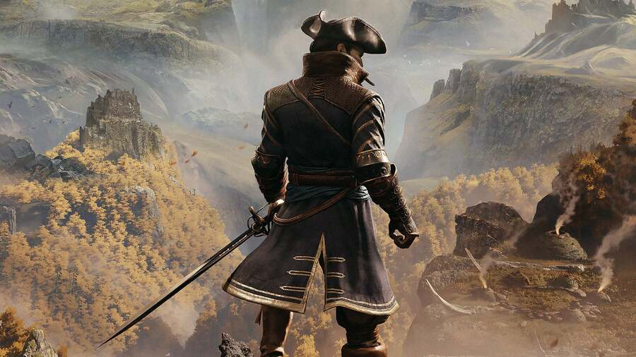 Greedfall PS5 Expansion