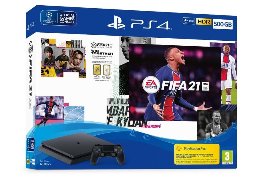 PS4 FIFA 21 Bundle
