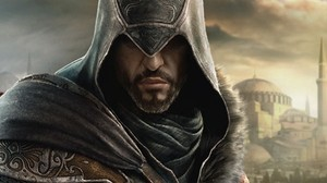 Guys, Ezio Is Like Really Old In Assassin's Creed: Revelations.
