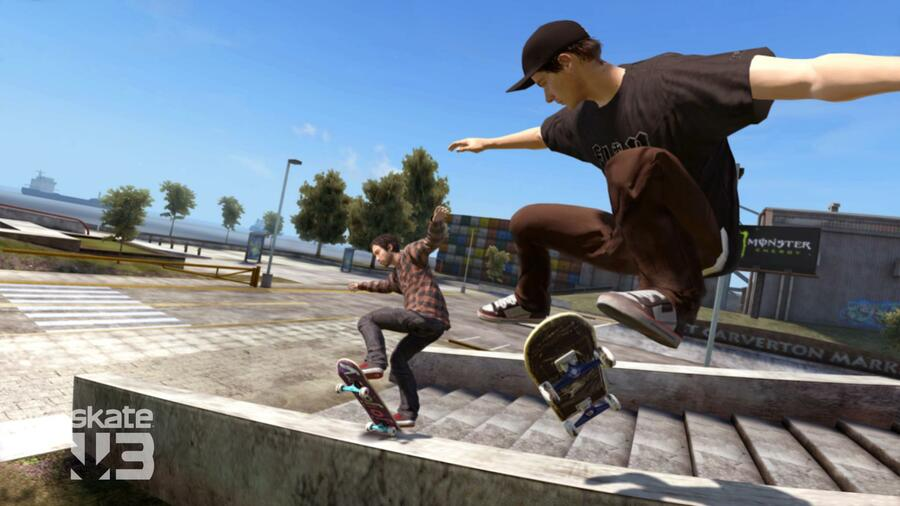 Skate Trademark PS4 PlayStation 4
