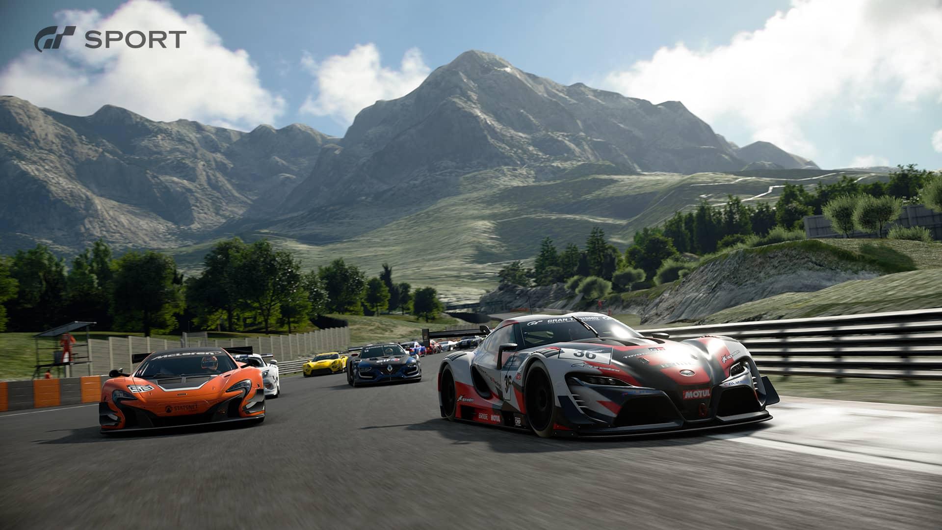 Gran Turismo 7 PS5 Leak Uses 'Mock Logo' Circulated Online, Says Source - Push Square