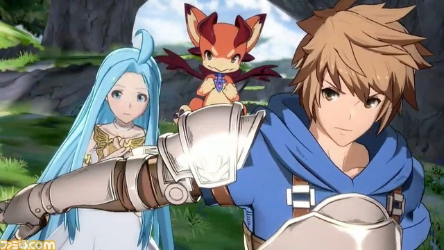 Granblue Fantasy Versus Is a New PS4 Fighting Game from Arc System Works
