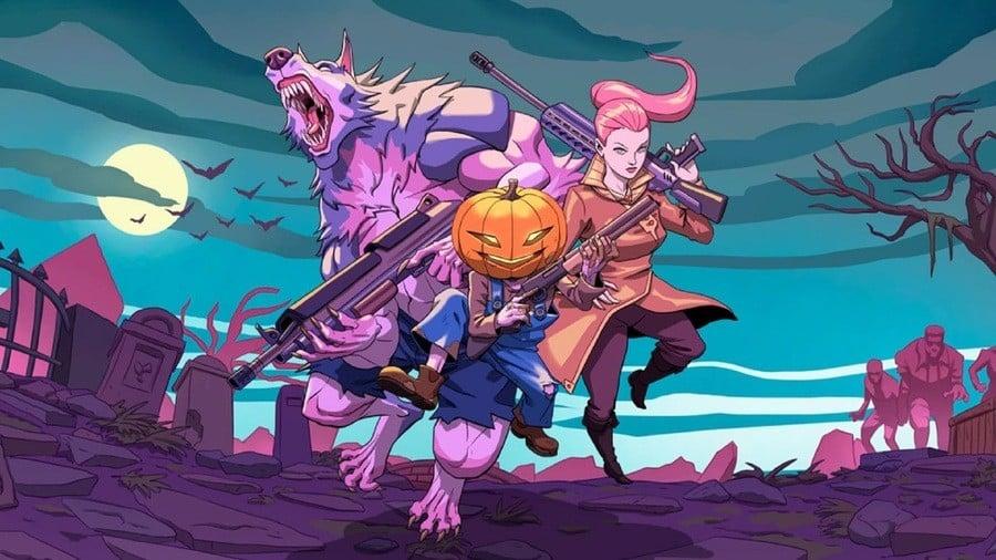 Savage Halloween Indies PS4 1