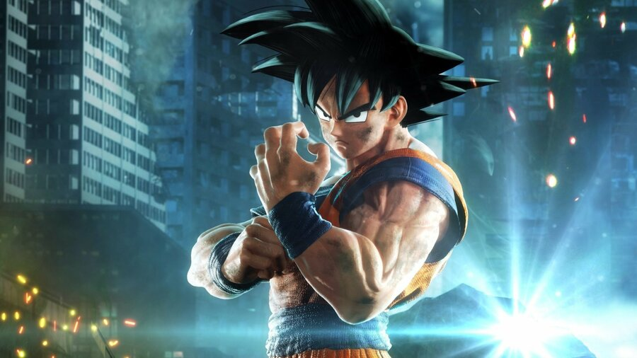 Jump Force Open Beta Test PS4 PlayStation 4