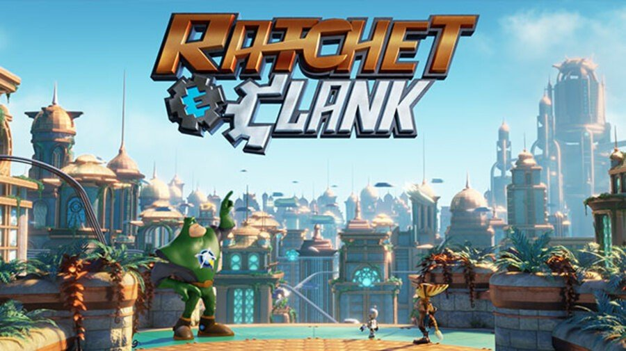 Ratchet & Clank PlayStation 4 PS4 1
