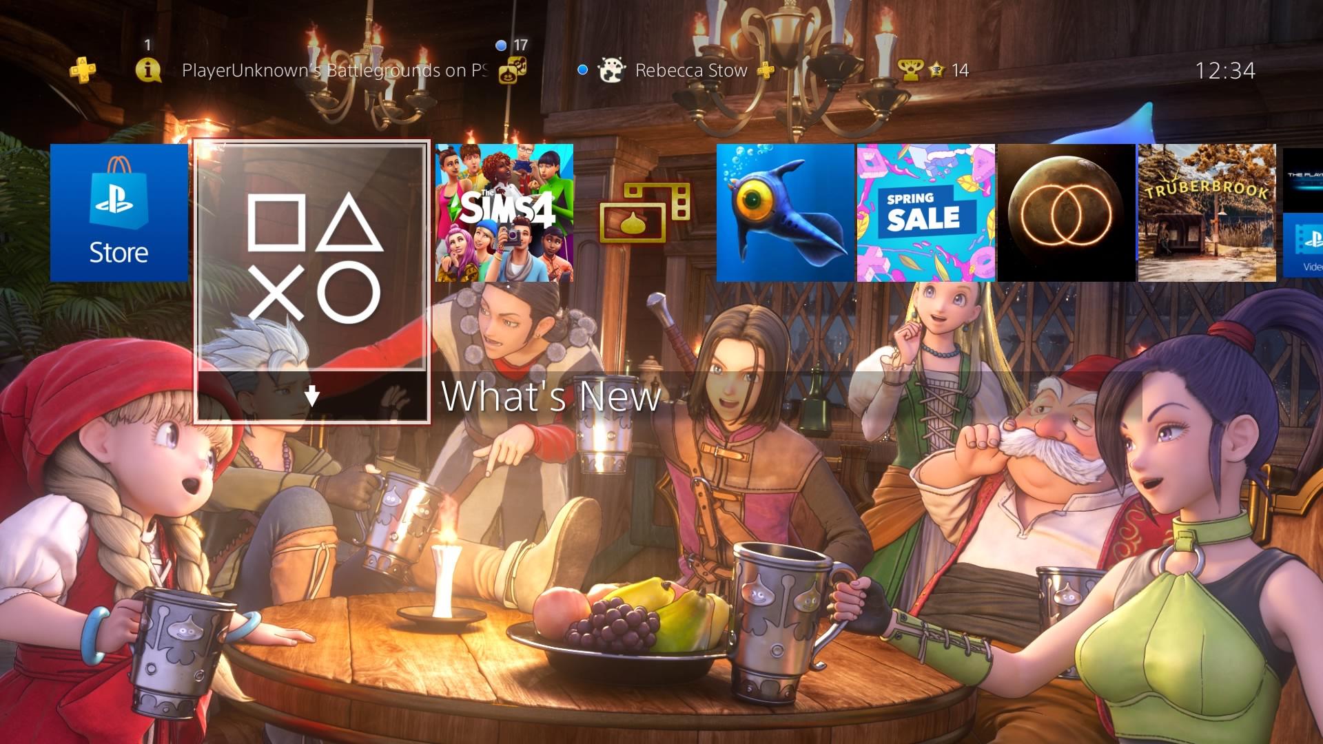 dragon quest xi party theme.original - PlayStation 4 - Guida: i migliori temi gratuiti da scaricare