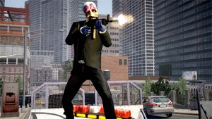 Payday: The Heist: Good Luck Launching After Battlefield 3.