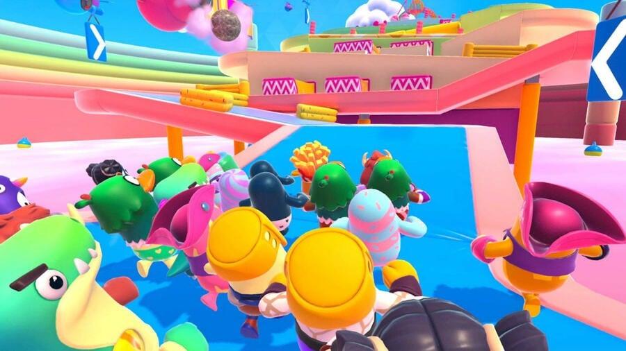 Fall Guys Slime Climb PS4 PlayStation 4