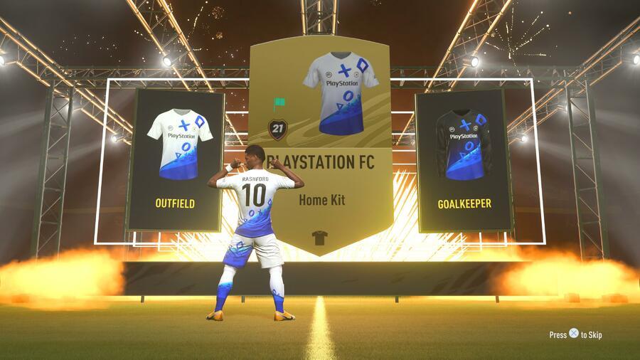 PlayStation FC FIFA 21 1