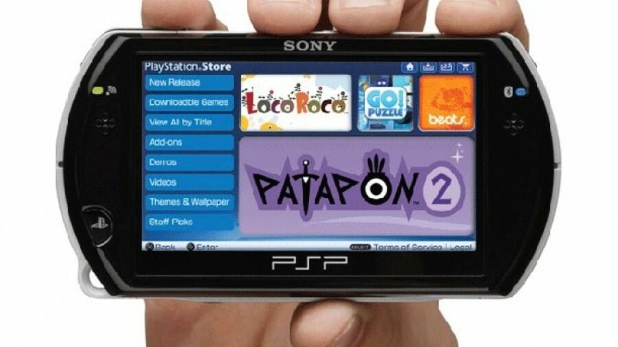 PSPgo PlayStation Portable Sony 1