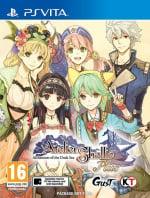 Atelier Shallie Plus: Alchemists of the Dusk Sea