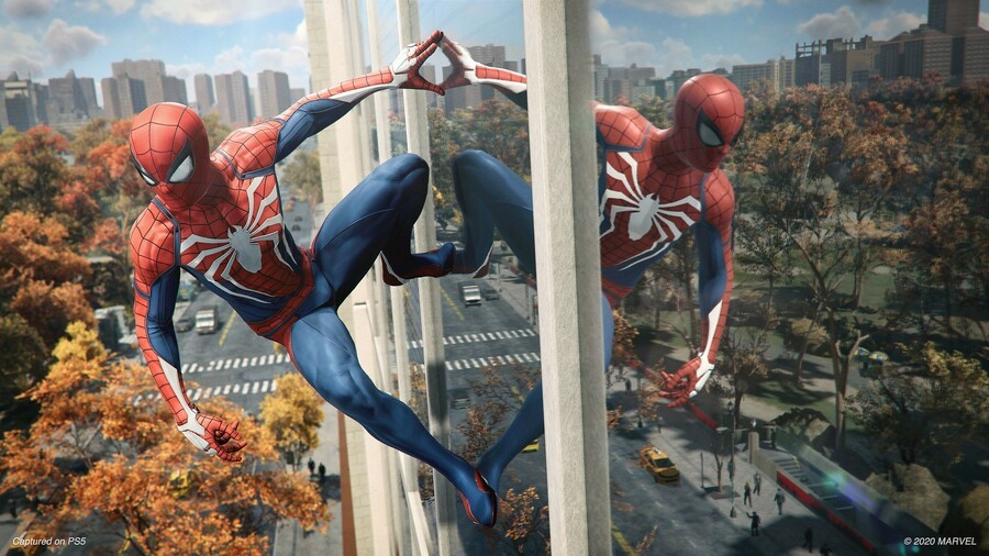 Spider-Man Remastered Salvataggi PS4 PS5