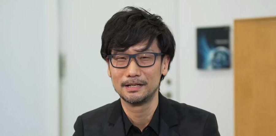 Hideo Kojima PS4 PlayStation 4 1