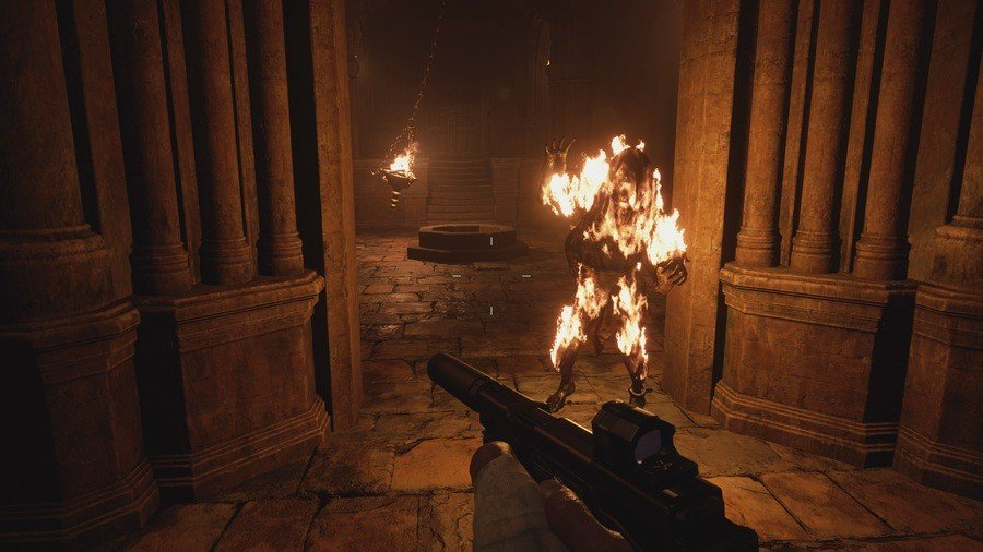 Resident Evil Village: How to Set Fire to a Moroaica Trophy Guide 1