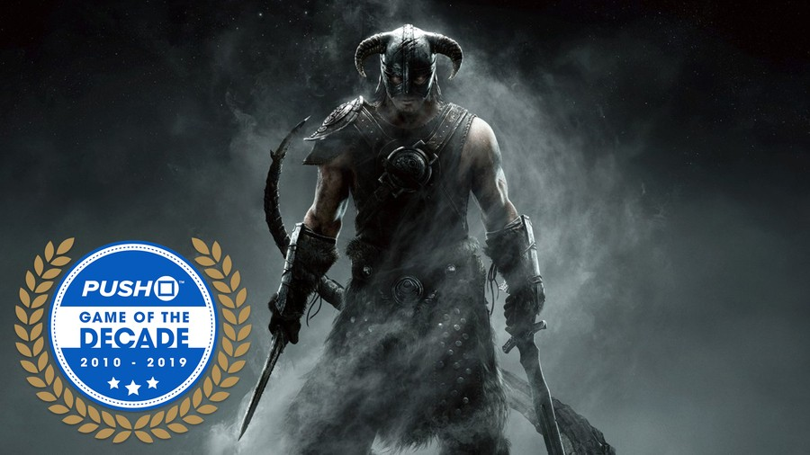Skyrim Game Of The Decade PS4 1