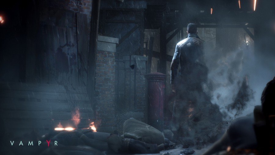 Vampyr: All Off-Hand Weapons Locations Guide 1