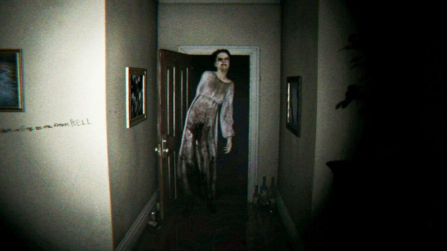 P.T. PlayStation Store PS4
