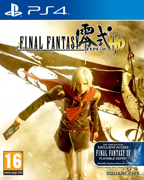 Final Fantasy Type-0 HD Review (PS4)   Push Square