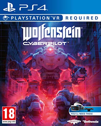 Wolfenstein: Cyberpilot Review (PS4) | Push Square