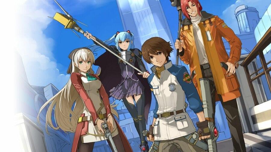 The Legend Of Heroes Zero No Kiseki PS4