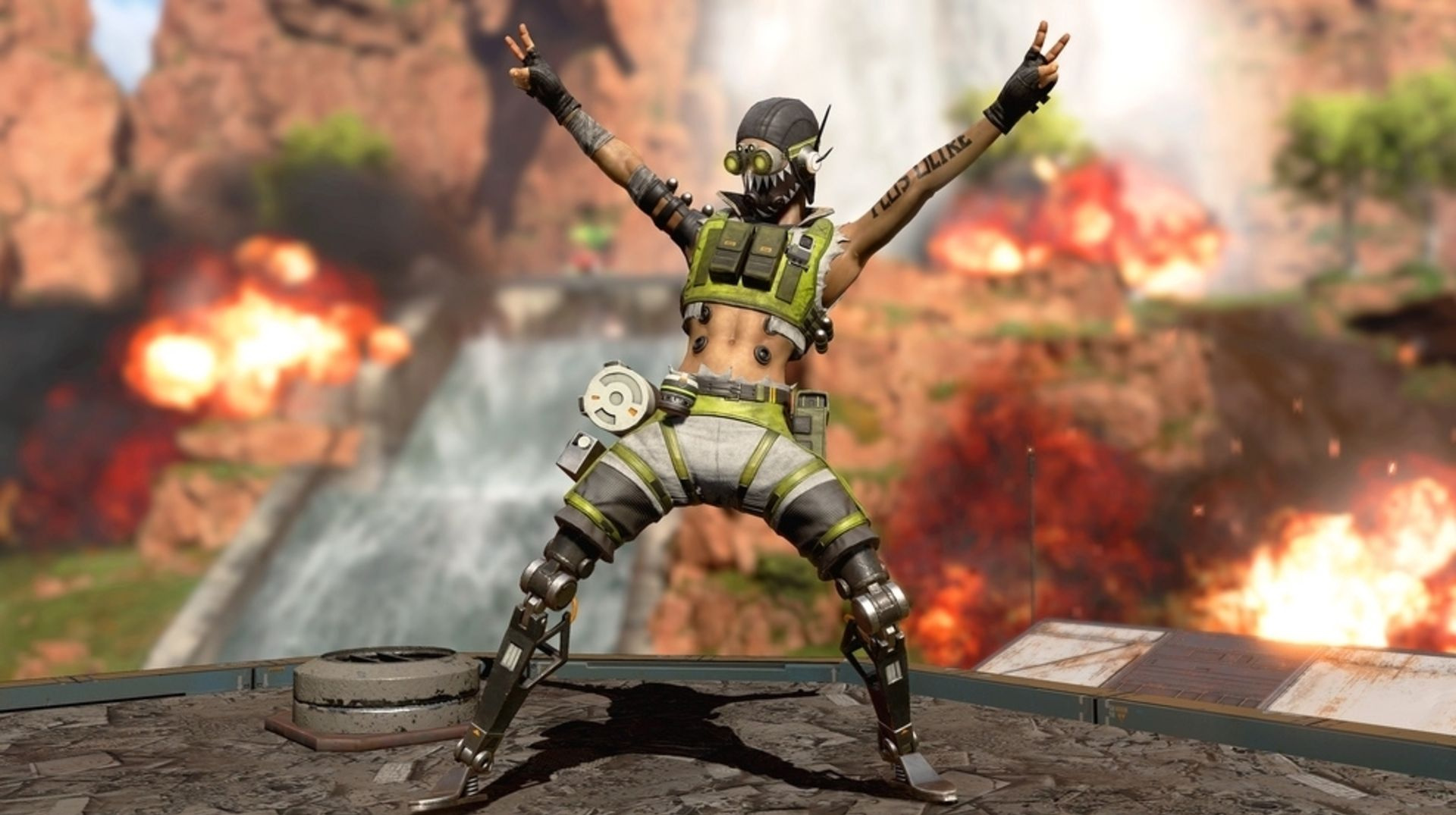 When does Apex Legends' new Battle Armor limited-time mode end?